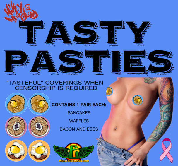 Electrum Tasty Pastie Pack - 1st Edition BUY MORE AND SAVE