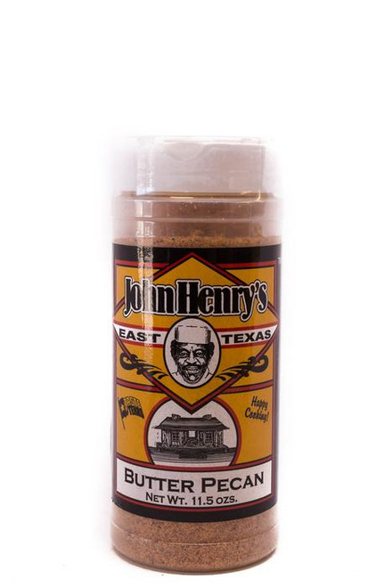 The #1 selling rub seasoning, once a regional product, it has gained worldwide appeal in all markets. Know we have added the great flavor of butter to the Pecan Rub. Very good on pork, poultry or fish.