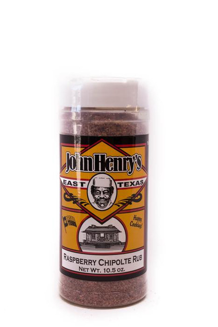The great flavor of smoked raspberry with a rich smokey - dried jalapeno flavor. Very good on pork, poultry or fish