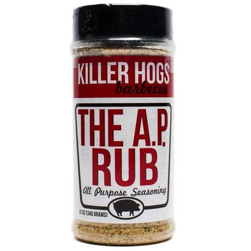 If you're serious about grilling and smoking, you need a flavorful and balanced seasoning versatile enough to be used on everything. The A.P. Seasoning works on pork, beef, chicken... even veggies