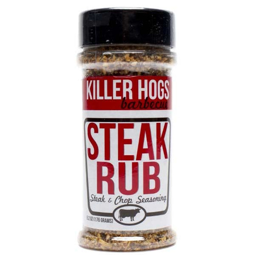 Created specifically for open-flame grilling and smoking Steaks and Chops, this seasoning is flavorful blend of salt, pepper, herbs and spic