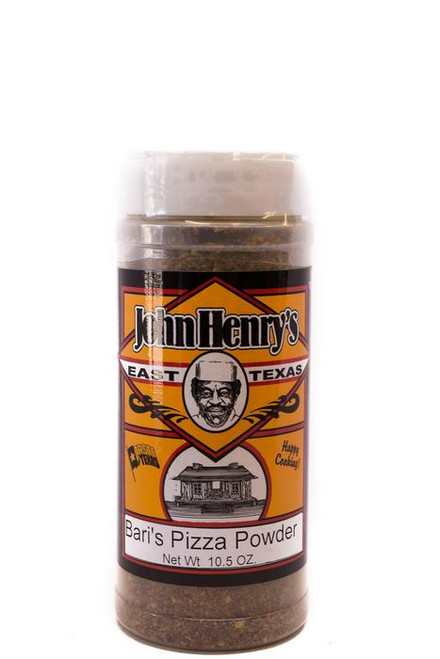 Bari's Pizza Powder is designed to give you an added advantage over your pizza at home or delivery. It is great, especially the herbs and spices