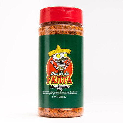 What day is it?Día de la fajita (Day of the FAJITA)!!!  We live in Texas so we know fajitas. We eat authentic Tex-Mex food constantly. We worked with respected chefs and pitmasters until we perfected the right formula. We hope you are going to love this authentic southwestern fajita seasoning with a hint of citrus.