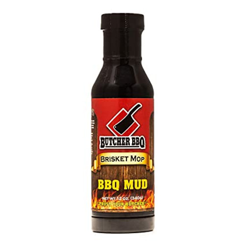 Our BBQ Mud made the PitMaster Judges agree the taste it gives beef is remarkable. That same great flavor will will make your food the same. Simply marinade your steaks, chicken, kabobs, and vegetables for 30 minutes. You can go longer for a more robust deeper flavor. Pour directly in your ground beef to make your gourmet beef patties. You can use this when smoking your brisket as a mop or just add it during the cook process for that championship flavor.