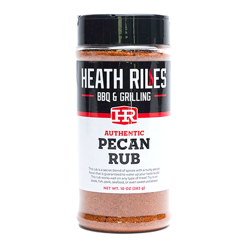 Authentic Pecan Rub