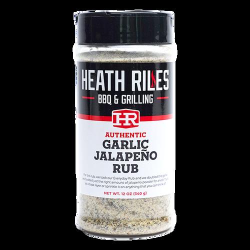 Garlic Jalapeno Rub