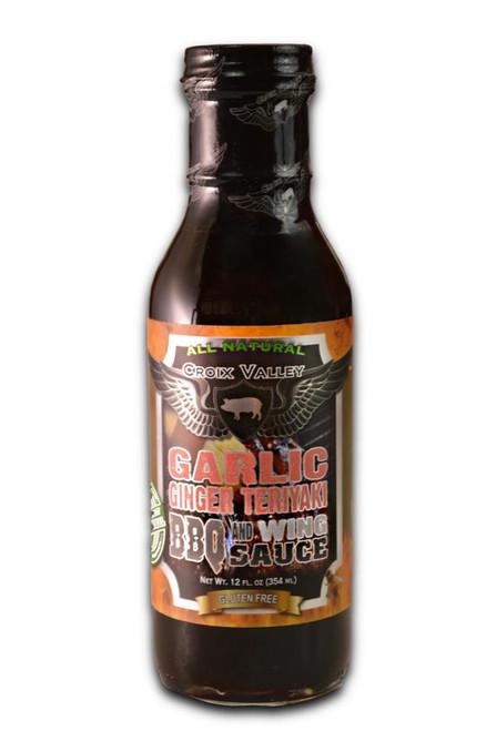 Garlic Ginger Teriyaki Wing Sauce