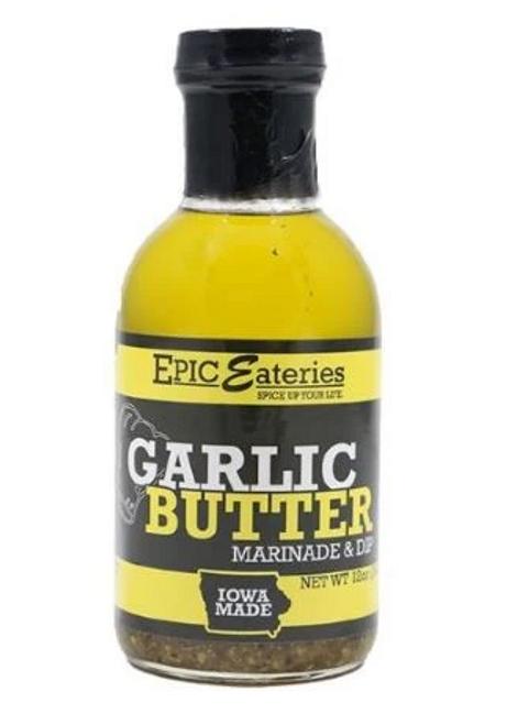 Garlic Butter Marinade & Dip