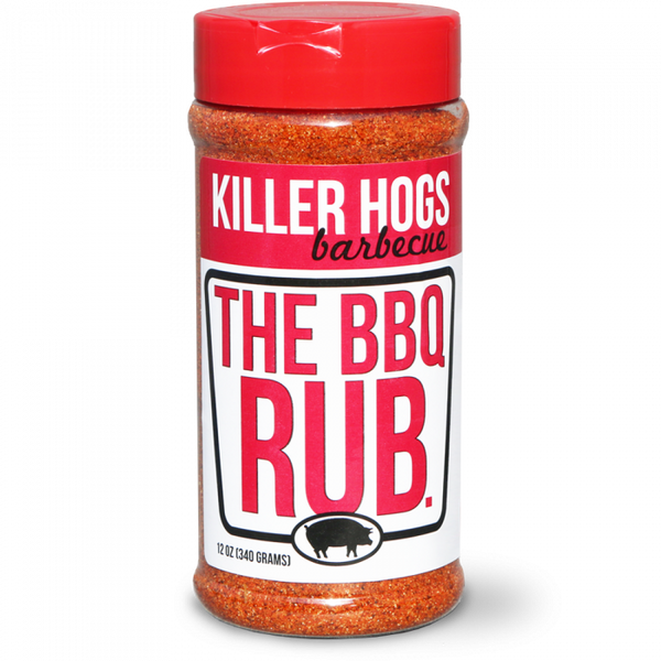 This rub has it all - flavor, balance and sweetness. This award winning rub is a favorite among competition teams. The mahogany glaze produced by this rub puts offers a beautiful color for your bbq creations!