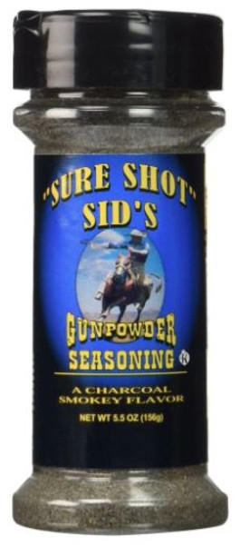 OUR BEST SELLER!!! We sell more Gunpowder than anything else in the store! This must have seasoning is the perfect compliment for steaks, burgers, veggies, popcorn, scrambled eggs, cottage cheese - EVERYTHING!