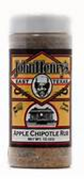A smoked apple woof flavor with a hint of chipotle. An excellent seasoning when smoking or barbecuing. Try it on chicken, brisket, ribs, or vegetables.