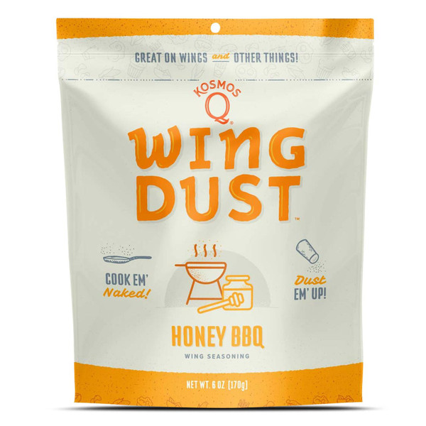 Oh that sweet-sweet taste of honey bbq seasoning. Have that special someone that likes it sweet without all of those nasty carbs? We believe that this may bee the best wing dust to date. But wait, it's not just for wings, use it on popcorn, ribs, pork or potato chips to give you that all American honey barbecue flavor. And it that's not enough knock yourself out with the always crowd favorite pulled pork sliders seasoned with our Honey BBQ seasoning!