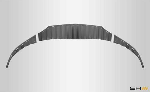 Scrape Armor Bumper Protection - Honda NSX (2016+)