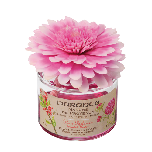 PEONY - PINK BERRIES SCENTED FLOWER 3.38 fl.oz