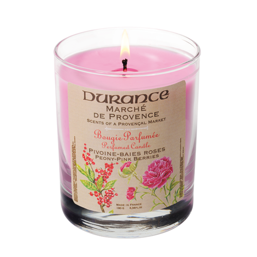 PEONY - PINK BERRIES CANDLE 6.34 oz