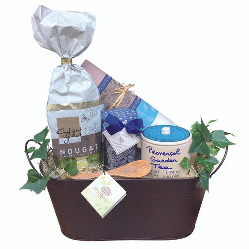 MIXED SWEET TREATS GIFT BASKET