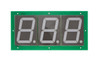 "3-Digit, 4"" Display for HYPERshoot, Speed of Light and Slam 'N' Jam (BA1608)"