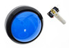 Blue Dome Push Button for w/LED for High Five (EA0367)
