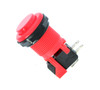 Small Round Red Push Button with Switch (EA0519)