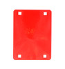 Balloon Buster Ticket Cover Plate (BB1-FM-068-R0)
