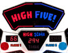Acrylic Header for High Five (HF1-FP-03-R2)