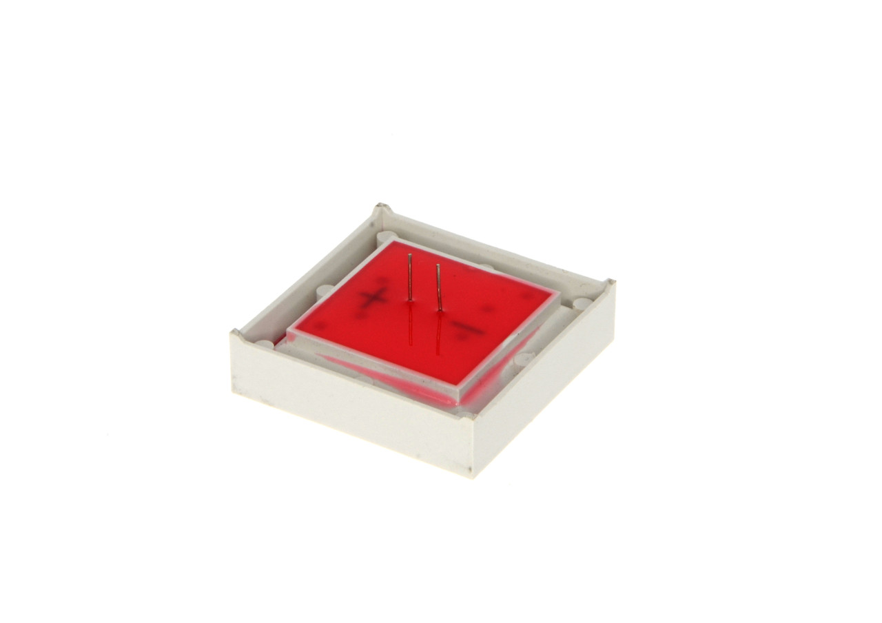 Red LED Cube for Stacker and Stacker Giant (EE2413)