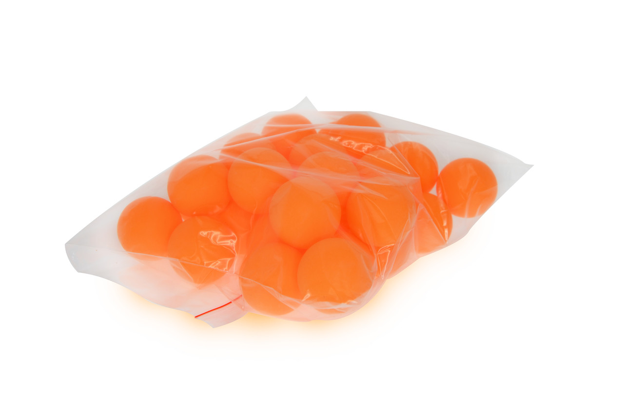 Let's Bounce Pingpong Balls, Pack of 30 (HP0002)