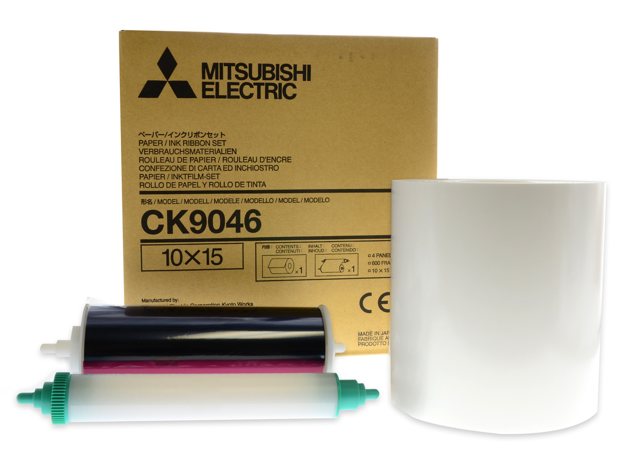 Ink and Paper Media Kit for Photo Booths (SB MEDIA)