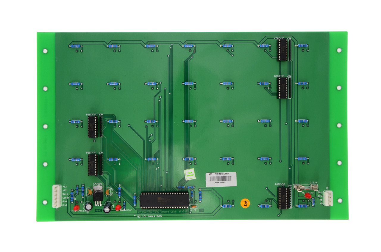 Red LED Display for Stacker (BAFB82)
