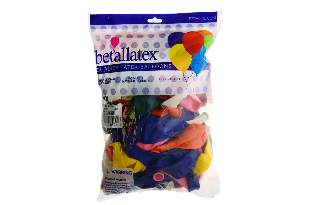 Balloons for Balloon Buster, Pack of 100 (BALLOON)