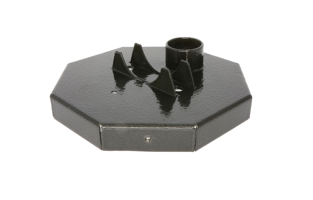 Octagonal Metal Bracket Box for Speed of Light, 2 Middle Rows (SOL-FM-04-R0)