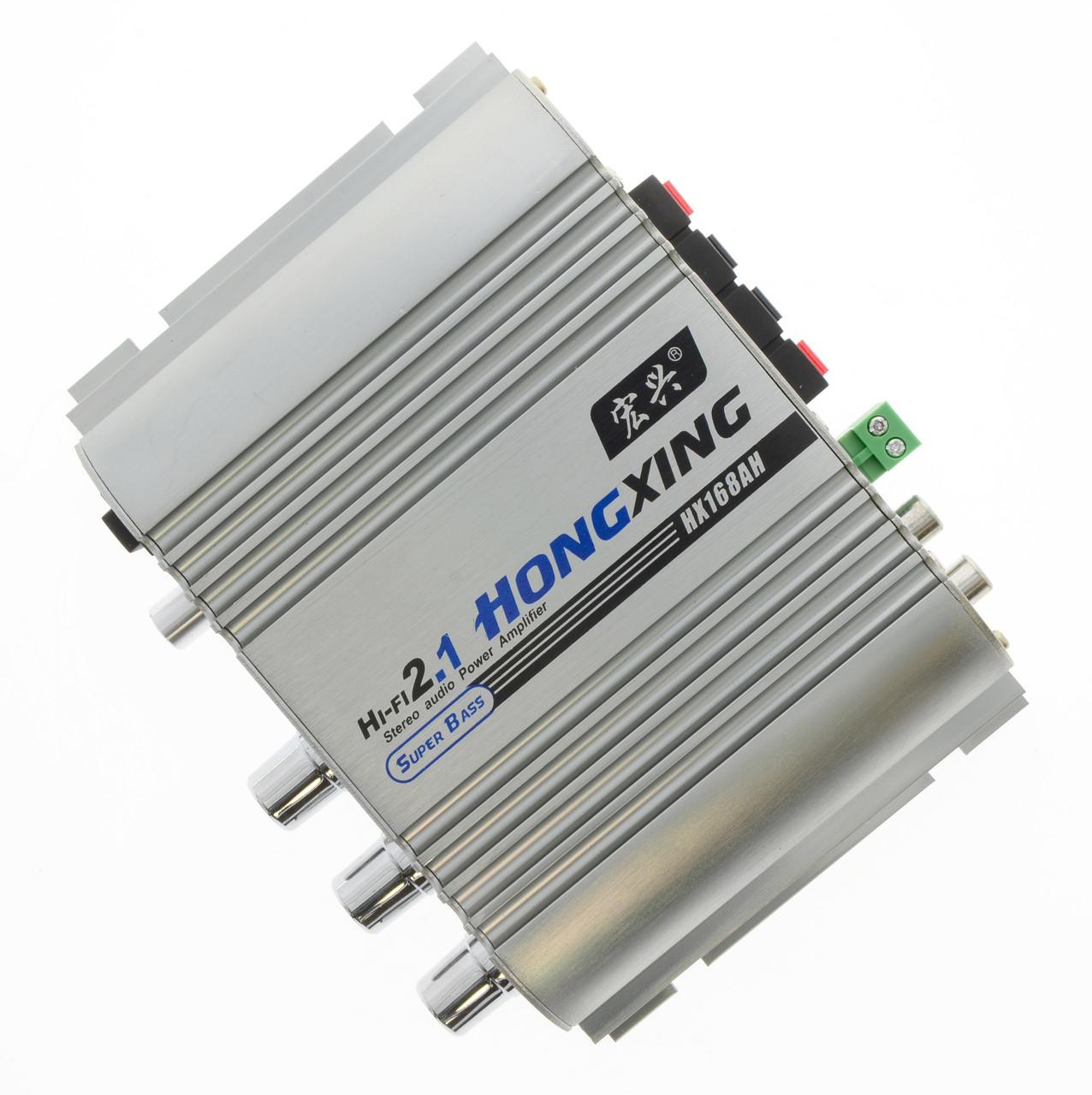 Audio Amplifier for Speed of Light (EA1588)
