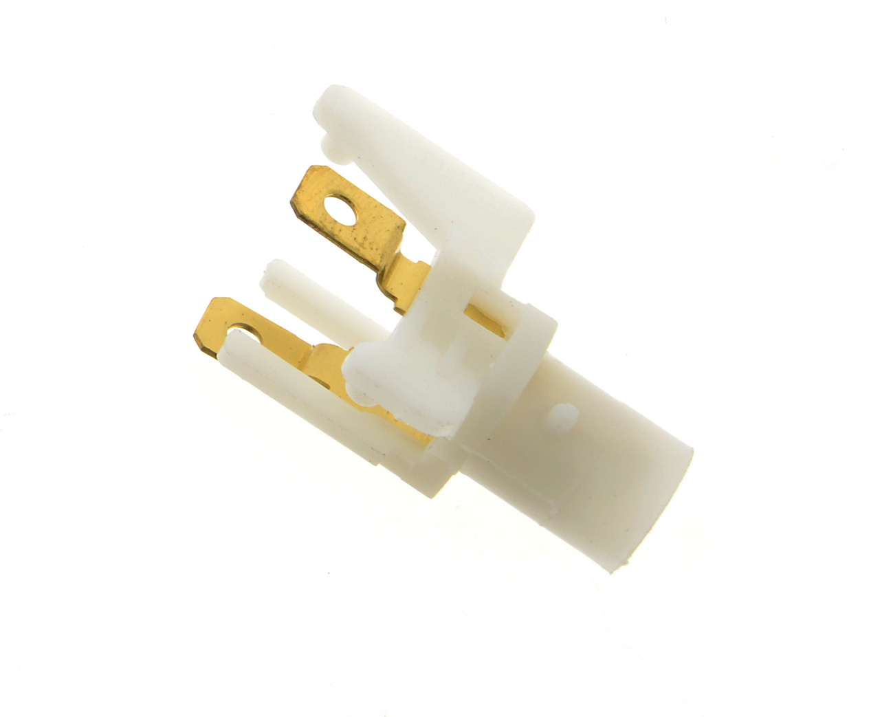 White Button Housing for Speed of Light (EA0584-WHT HSNG)