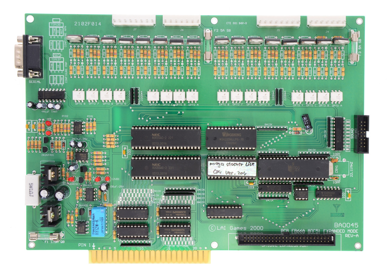 Main Board for Mega Stacker Lite (BAFB66A-MLITE)