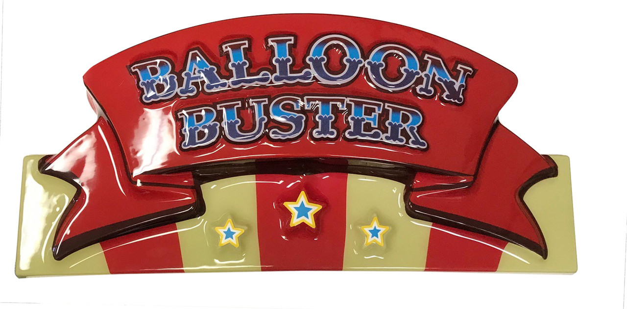 Molded Header for Balloon Buster (BB1-FP-009-R1)