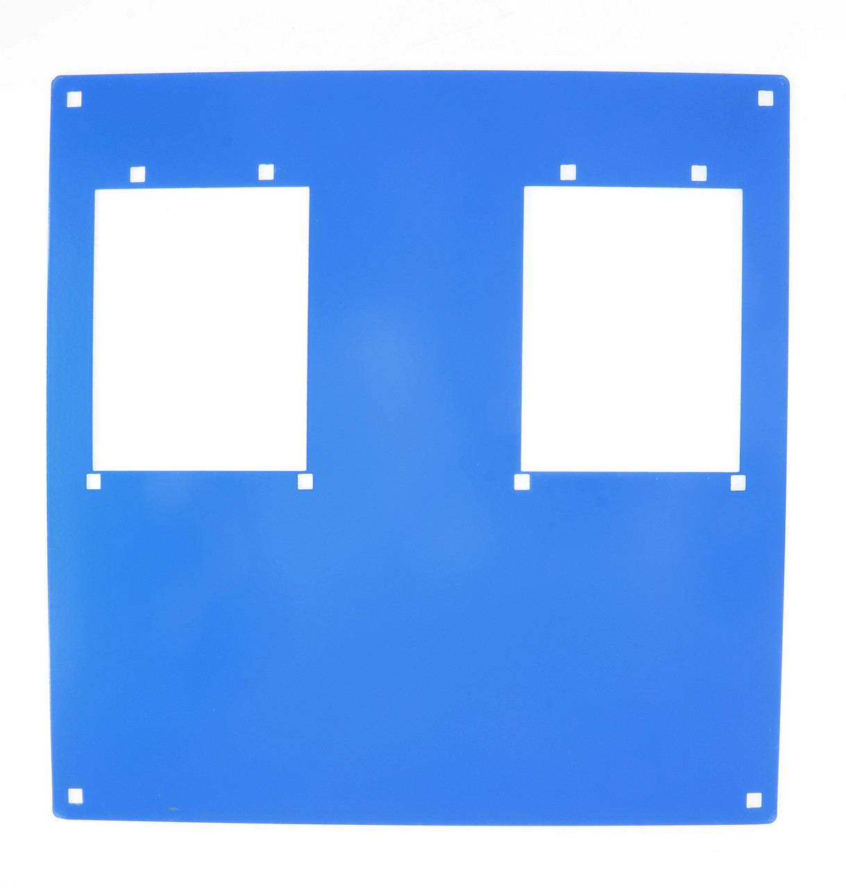 Plate with 2 DBA Slots for Virtual Rabbids (RB1-FM-121-R0)