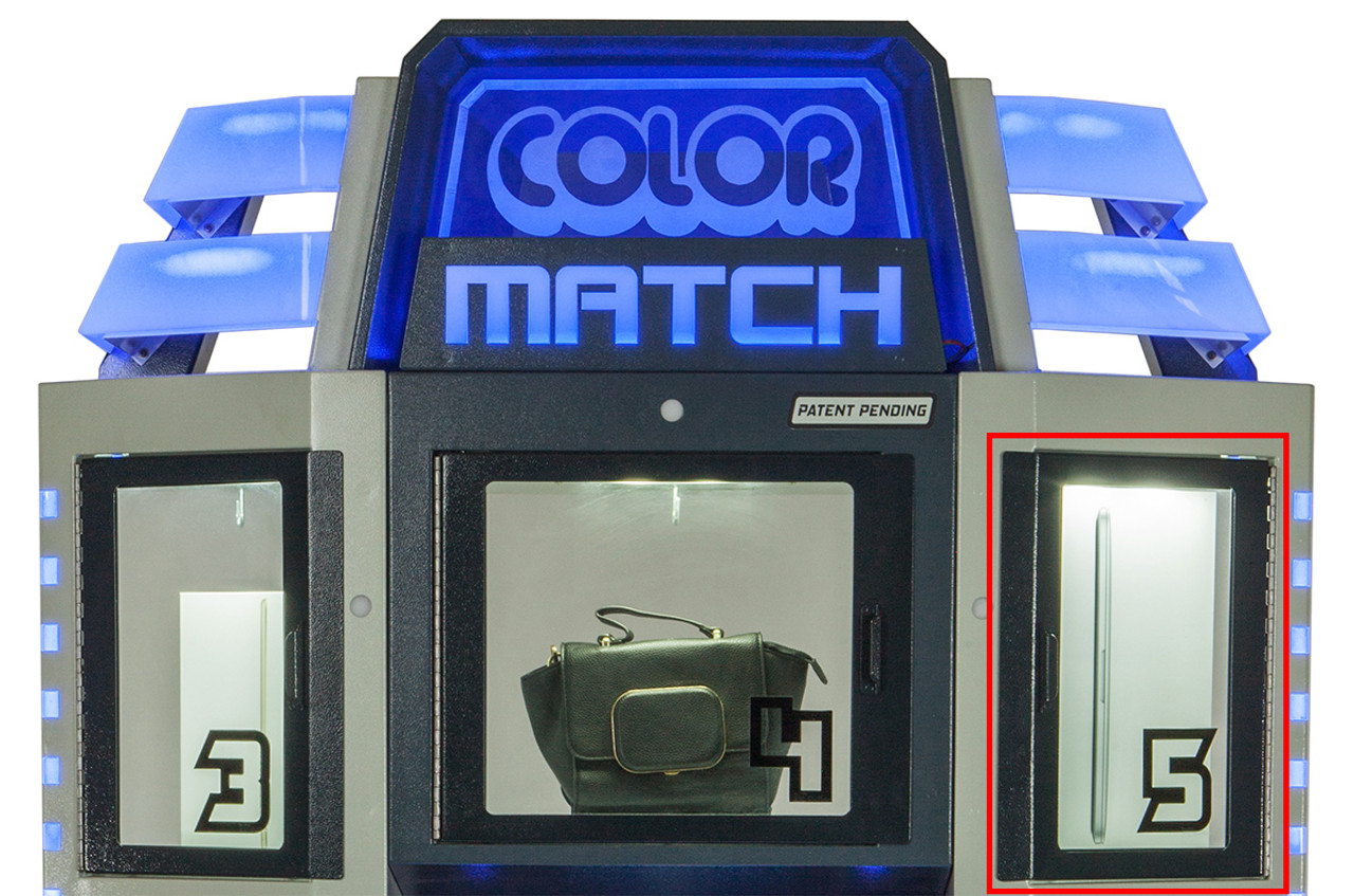 Color Match Door Assembly - Right (CM1-ASSYR-016-R0)