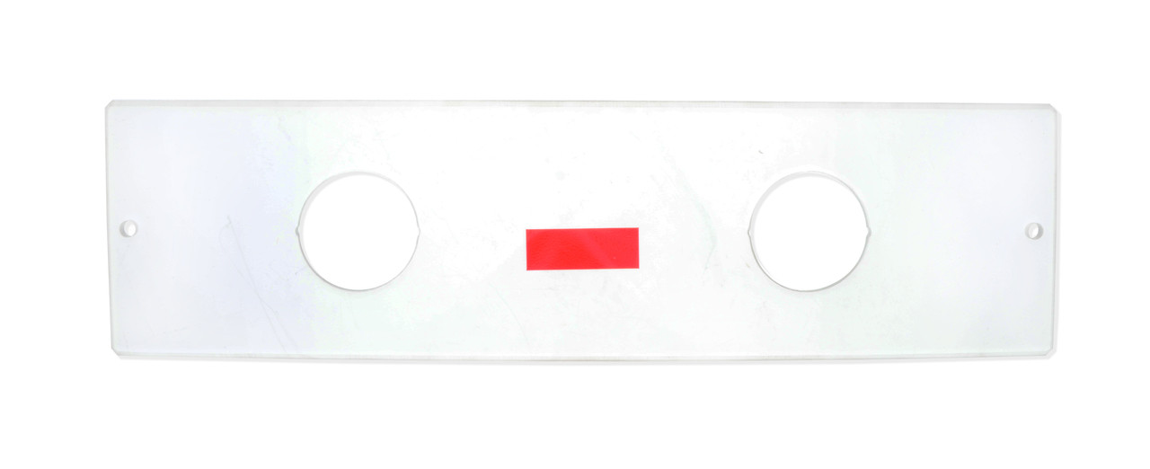 Acrylic Control Panel for High Five (HF1-FP-01-R1)
