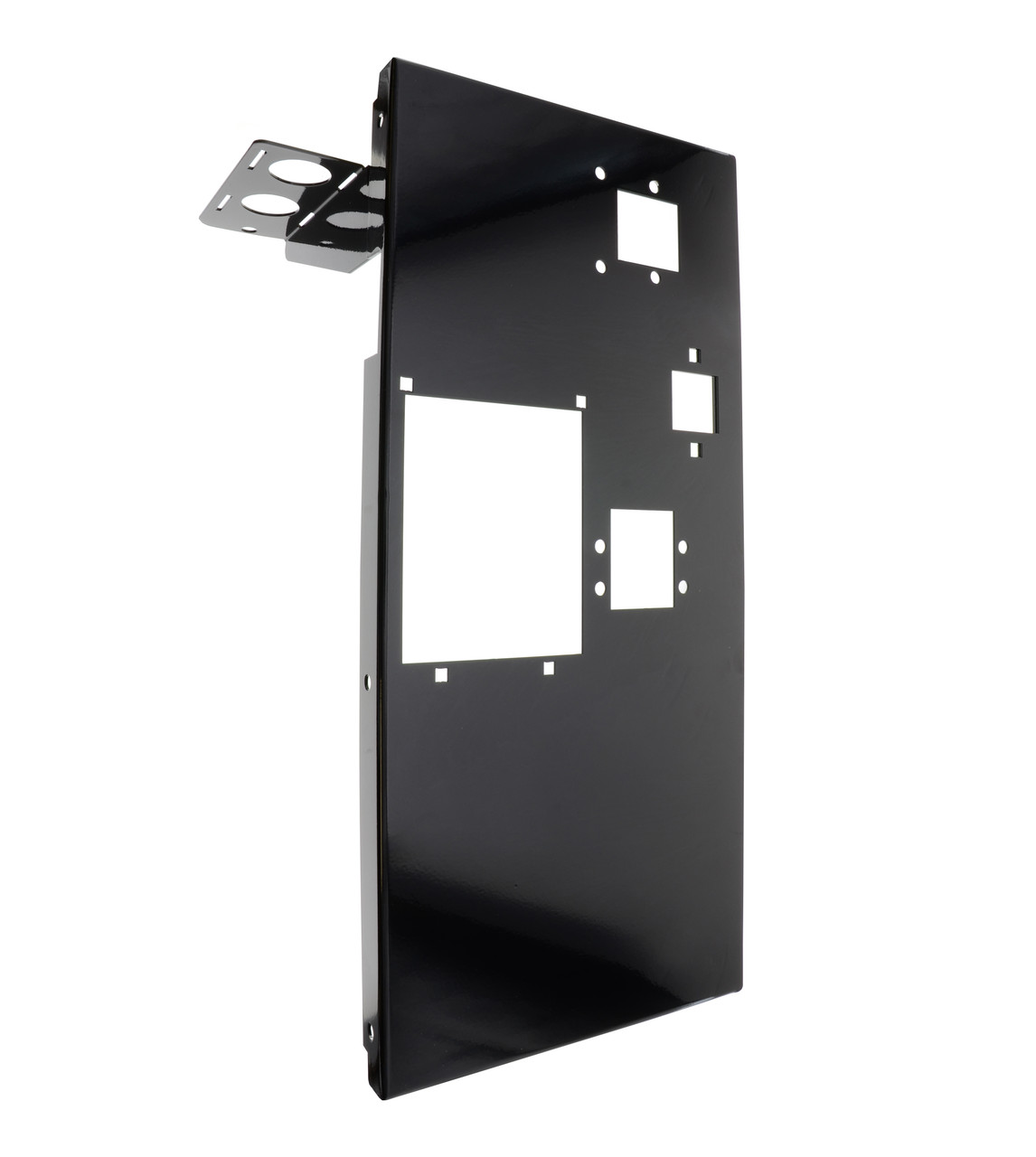 Metal Door with 1 DBA and 1 Coin Slot for Stacker Club (STC-SA-11-R0)