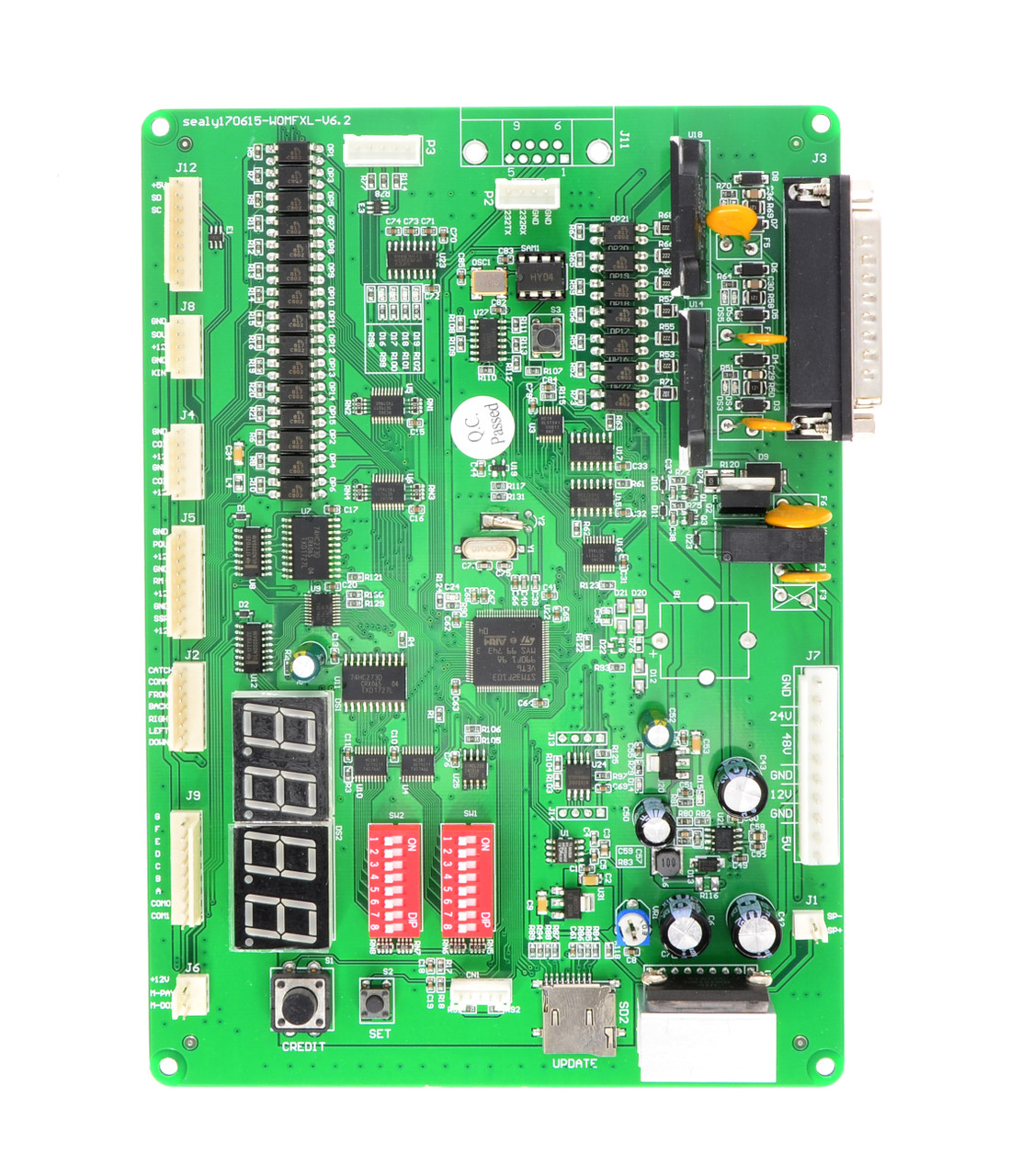 Main Board for Prize Box (PBX-LPC-125)