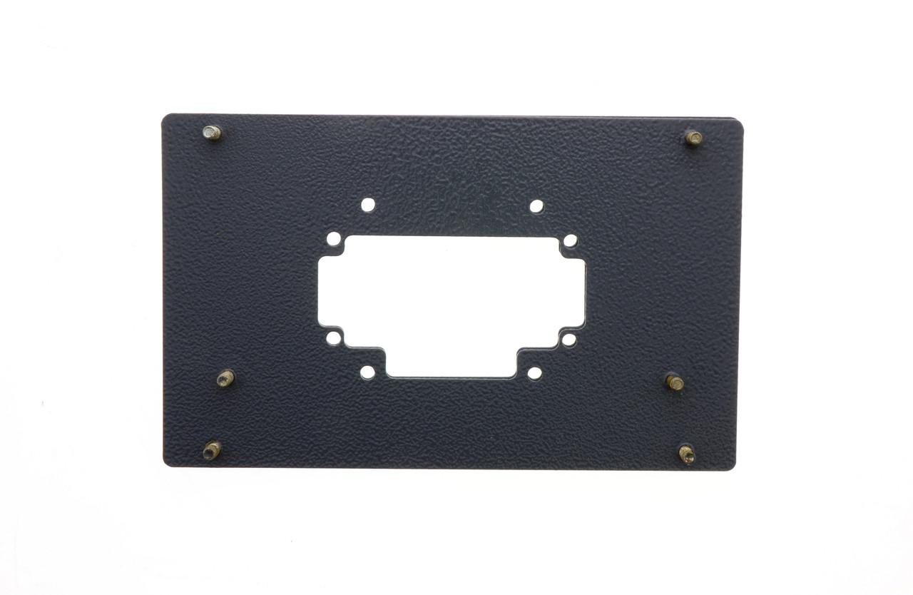 Card Reader Blank Plate for Mega Color Match Lite (MCML-FM-076-R0)
