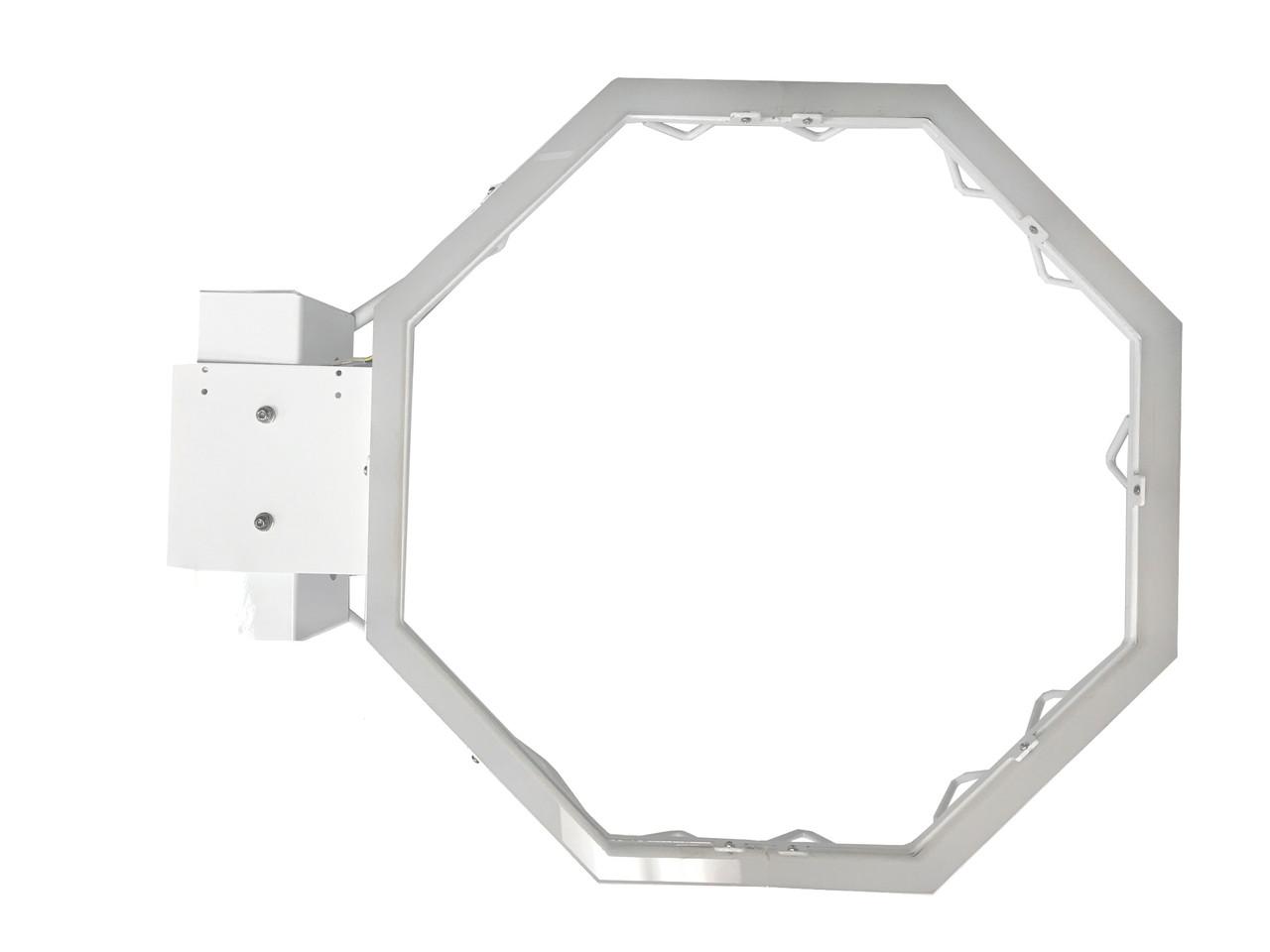 Octagonal Basketball Hoop, Metal Only, for HYPERshoot (HSH-SA-024-R0)