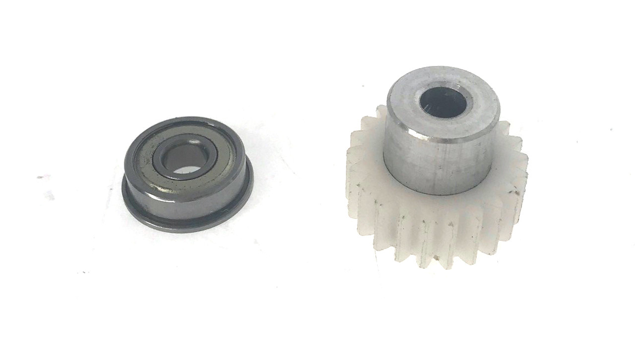 Small Nylon Gear & Bearing for Balloon Buster (HM4128)