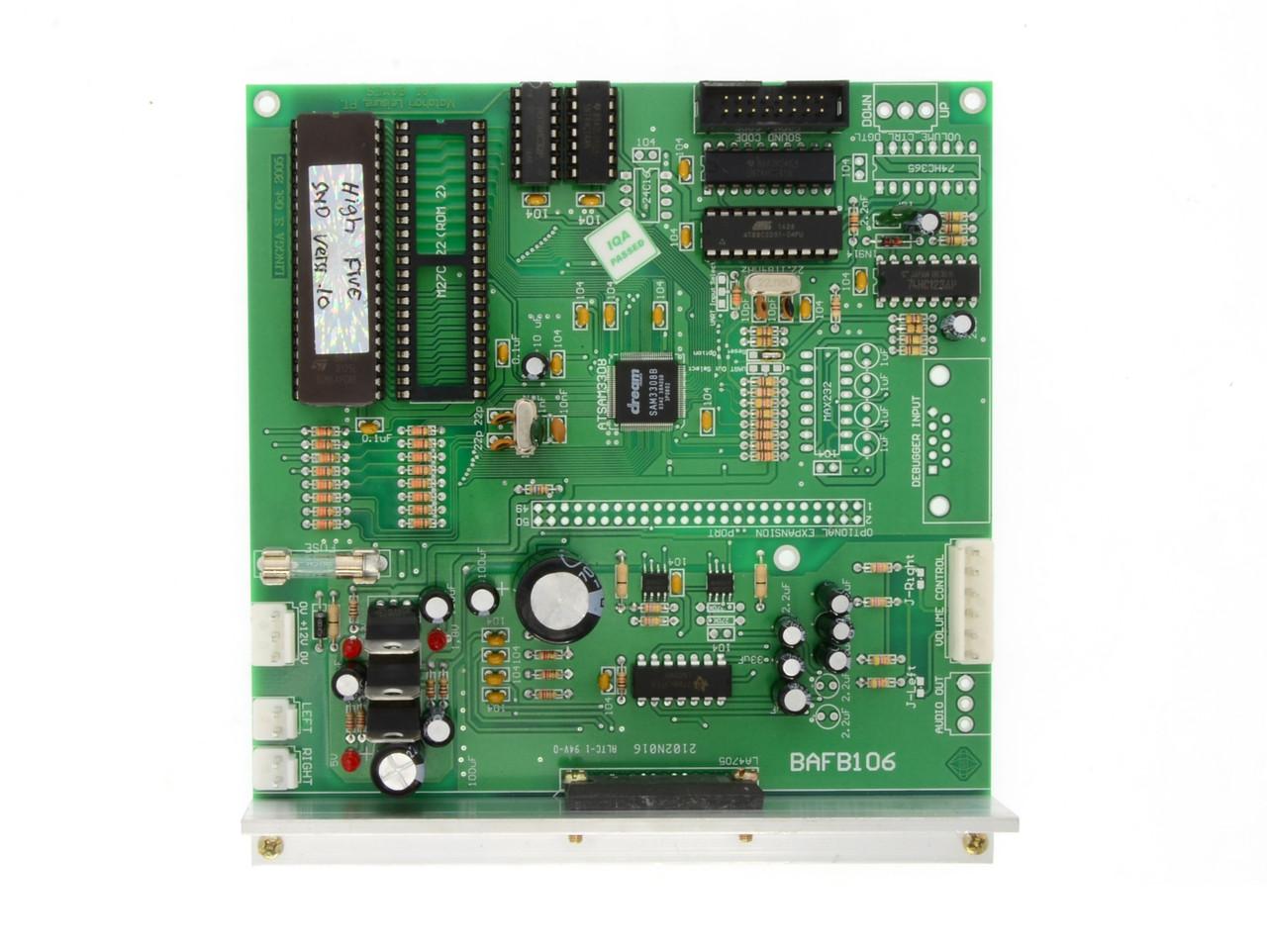 Sound Board for High Five (BAFB106-HF1)