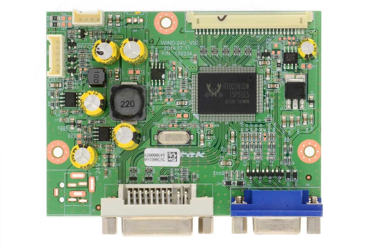 Monitor AD BD Board