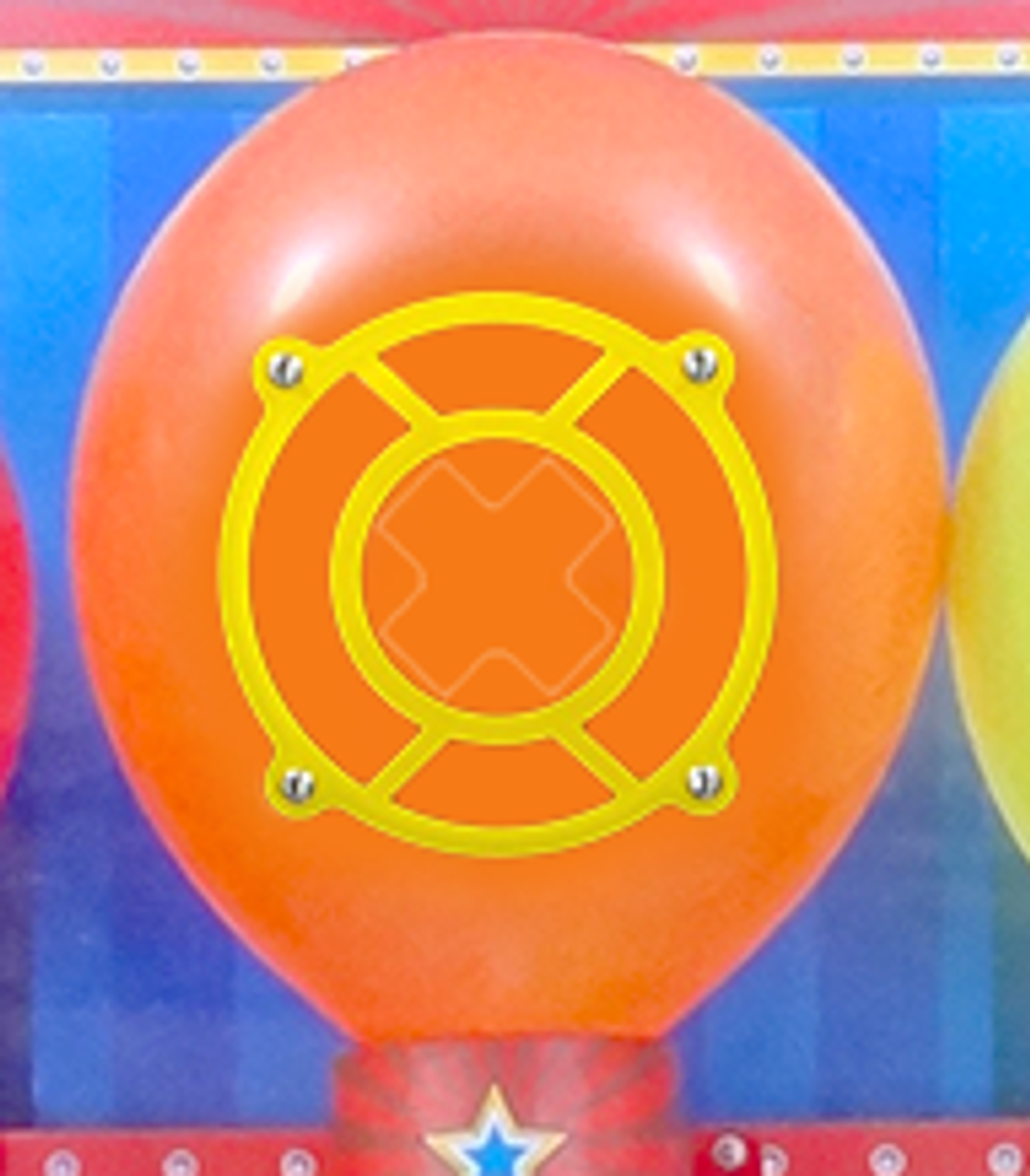 Balloon Buster Skill Target Plate (BB1-FP-039-R0)