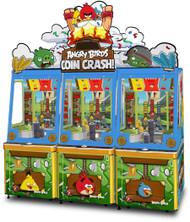 Angry Birds Coin Crash