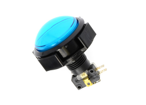 Blue Start/Stop Push Button Assembly for Stacker Club (EA0533)