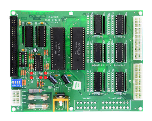 Speed of Light I/O Board (BAFB162)