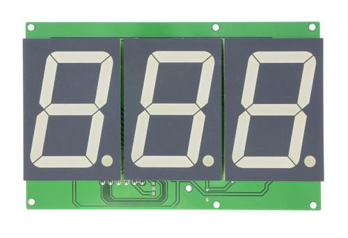 High Five 3-Digit Display (BAFB74-SP)